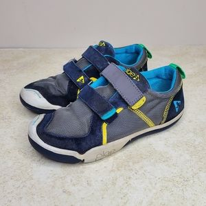 Plae Suede and Nylon Ty Sneakers Boy's 1.5